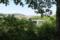 鉢形城本丸から真田昌幸が攻めた北側方面