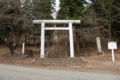小野寺康道が守備した大森城跡(大森神社)