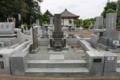 甲斐源氏武田家の墓