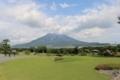 島津斉彬や西郷隆盛も眺めた仙巌園からの桜島