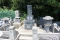 浄光寺にある打越氏の墓