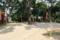 茶臼山の山頂(打越氏が守備した本陣後備えは写真左側)