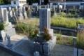 愛洲氏の末裔と思しき墓(千光寺)