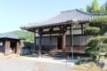 融通念仏宗派の西方寺(1581年創建)