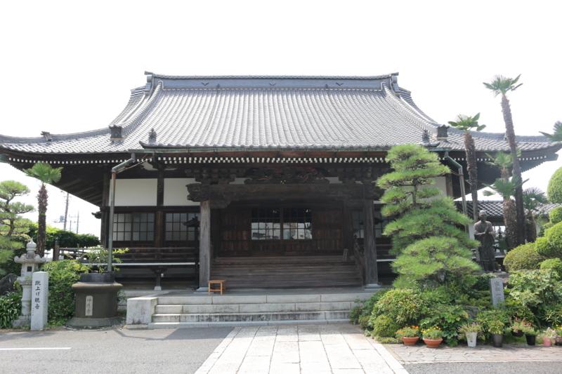 時宗の神應寺(茨城県水戸市)