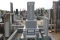 武田氏の末裔と思しき墓(神崎寺)