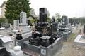 大慈寺(岩手県遠野市)にある小笠原家の墓