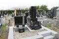 大慈寺(岩手県遠野市)にある菊池家の墓