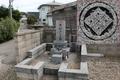 善導寺(青森県)にある武田家の墓