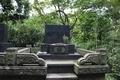 禅林寺にある三浦家の墓