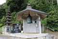 金前寺の鐘(打越時高と南朝勢の御霊を弔うために一突き)