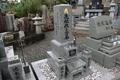 織田家の末裔と思しき墓