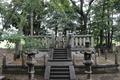 称念寺にある新田義貞の墓