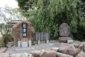 石川県鹿島郡中能登町にある慰霊碑