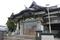 弘前城の近くにある恵林寺(曹洞宗)