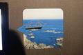エルトゥールル号座礁のイメージ図