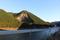 西日本豪雨による山崩れの跡(自然信仰の源流、荒ぶる山の神・水の神