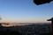 神倉神社から臨む新宮市の街並み