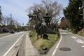 信濃追分(左:京都、右:新潟、後:東京)※軽井沢町大字追分558