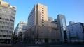 江島生島事件の舞台となった山村座跡(現、銀座東武ホテル)
