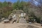日航123便墜落事故現場に建つ昇魂之碑