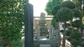 楠木氏の末裔・正木丹波守利英の墓(高源寺)