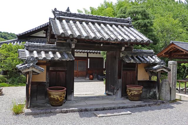 観心寺中院
