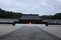 日本国を創建した神武天皇を御祭神とする橿原神宮の本殿