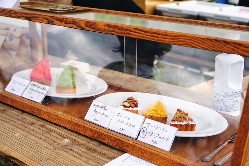 粉祭に出店していた大人気焼き菓子店の人々さんのタルトとスコーンの戦利品