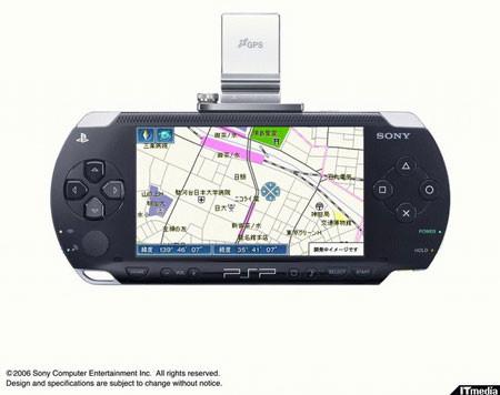 PSP_GPS