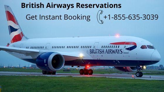 BritishAirwaysReservations