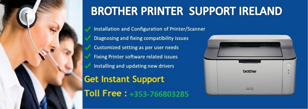 Brother Printer Customer Support Service Ireland +353-498994003