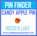 CANDY APPLE PIN