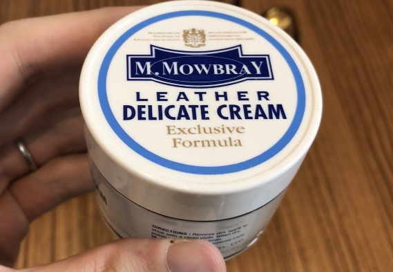 M.モウブレイ デリケートクリーム