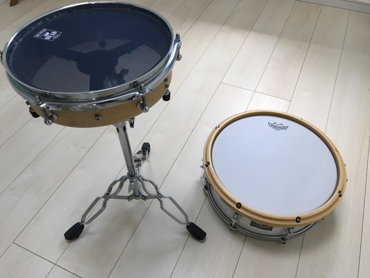 ドラム練習用パッド