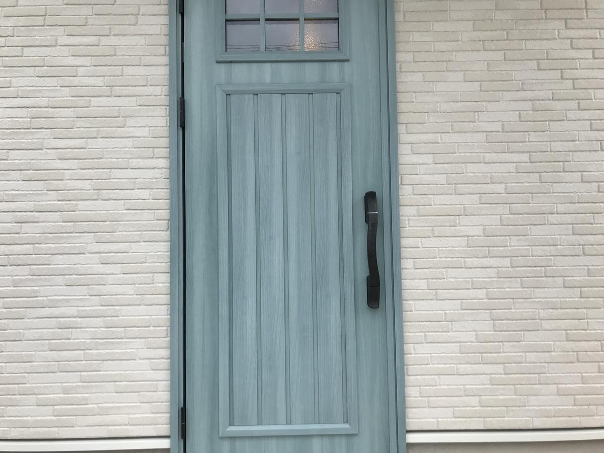 玄関ドアのスマートキー