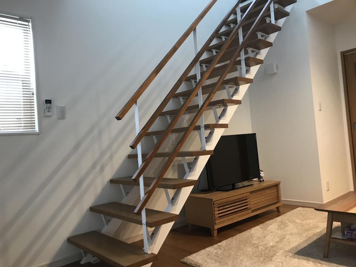 2階への上り下り