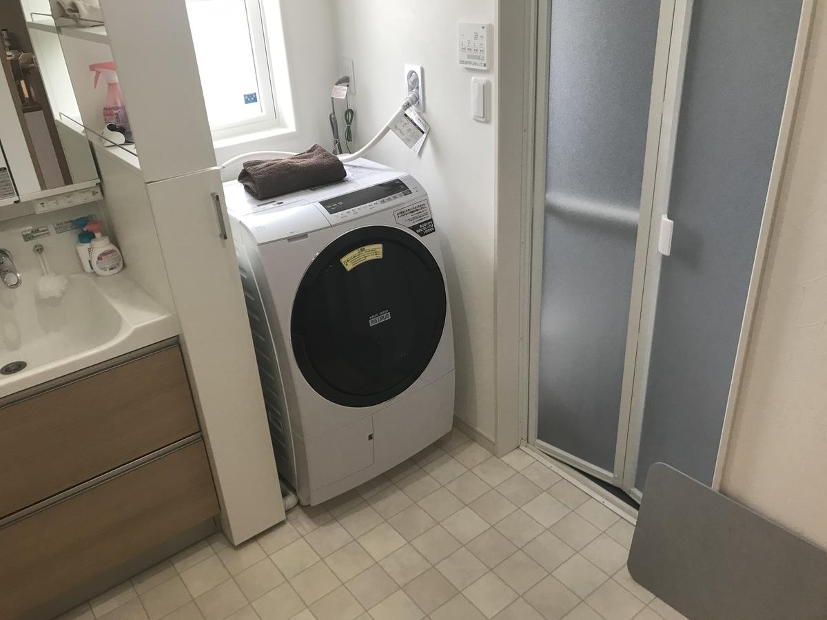 洗面所と脱衣所の分離