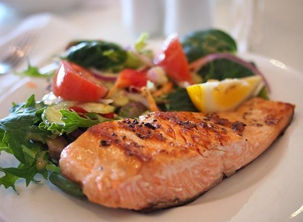 ダイエット中の外食