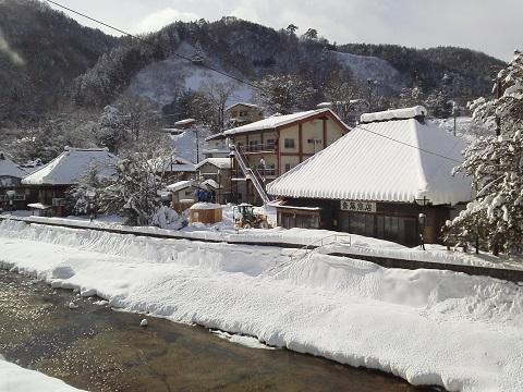 湯西川温泉 平家集落