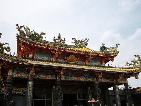 本殿 聖天宮