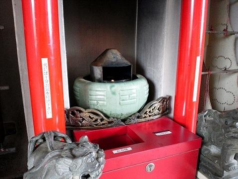 紅壽燭 聖天宮