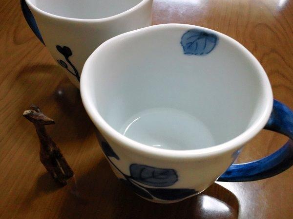 いつの間にか茶渋が消えたマグカップ