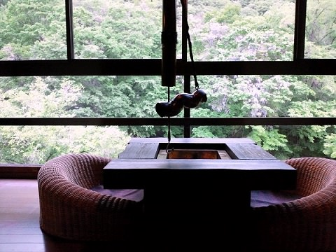 湯西川温泉 平家の庄 客室