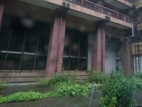 鬼怒川温泉の廃墟ホテル