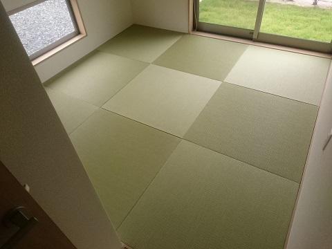スズキハウス「シャル」4畳半の和室