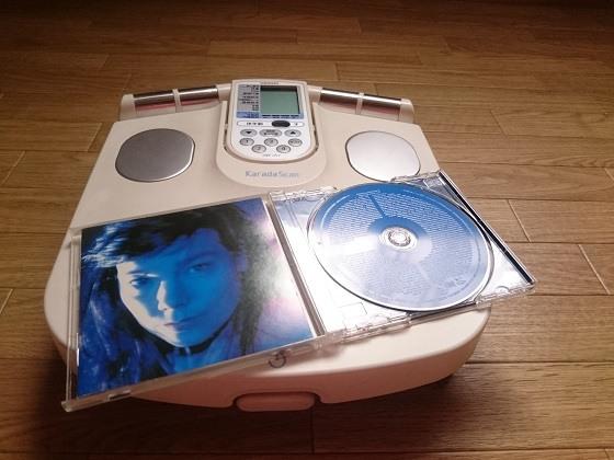 30日スクワットチャレンジで使う体重計「カラダスキャン」とビョーク(Bjork)のリミックスアルバム「Telegram」