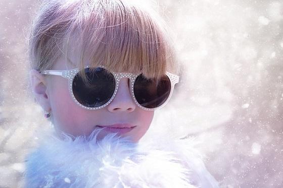 幸せになれる魔法のメガネ