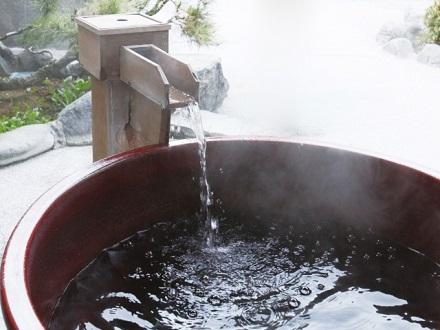 陶器のつぼ湯