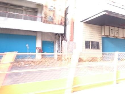 鬼怒川温泉の端にある廃墟ホテル